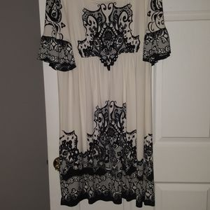 Ashley Stewart Dresses - Plus Size Dress